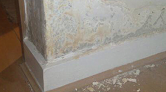 spotting the signs of penetrive damp in your home